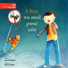 Chat va mal pour Léo (Laurent Theillet)
