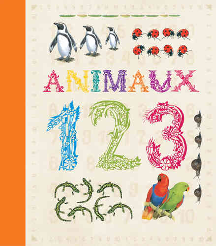 Animaux 123 (Collectif)