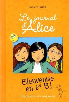 Journal d'Alice-Le T6 (Sylvie Louis)