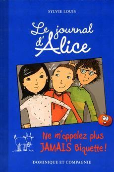 Journal d'Alice-Le T7 (Sylvie Louis et Christine Battuz)