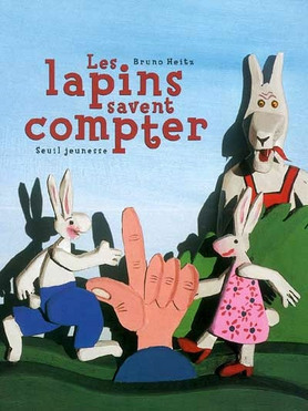 Lapins savent compter-Les (Bruno Heitz)