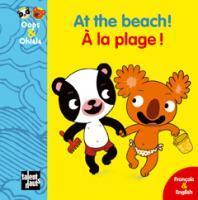 At the Beach! - A la plage! (Amélie Graux)
