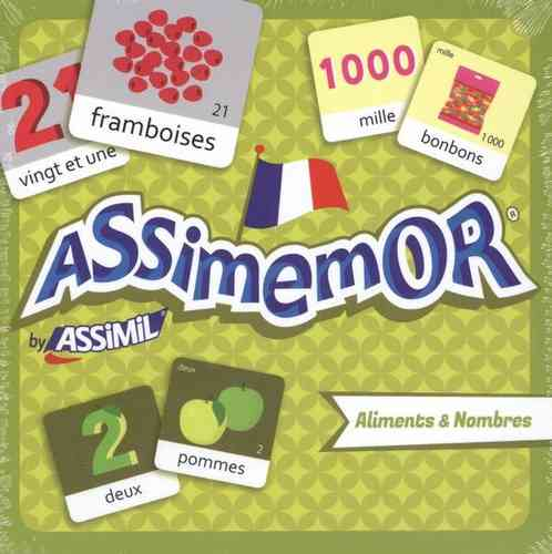 Assimemor - Aliments & Nombres (Collectif)
