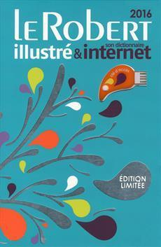Robert illustré & Internet-Le (bleu) (Collectif)