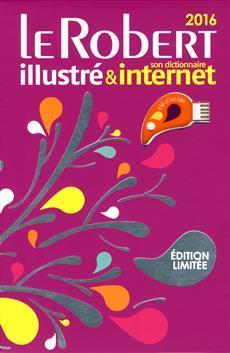 Robert illustré & Internet-Le (rose) (Collectif)